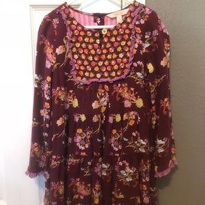 Matilda Jane twirl dress